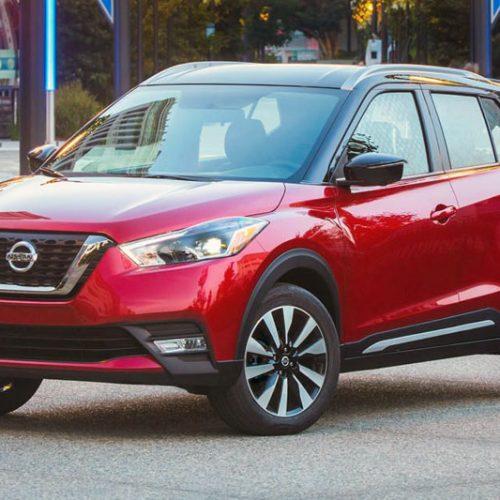 Nissan kicks basic model