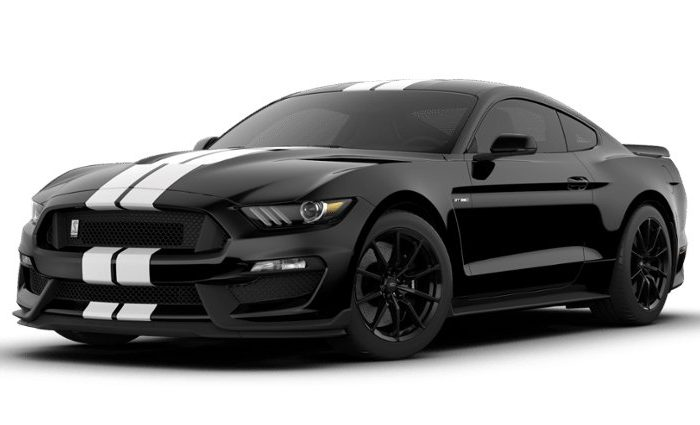 Ford mustang black edition