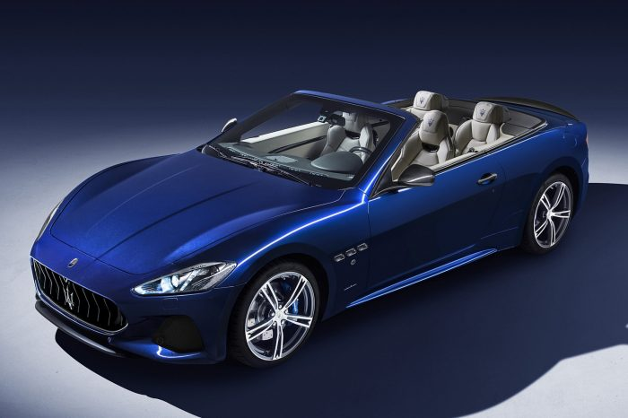 Maserati Grandcabrio