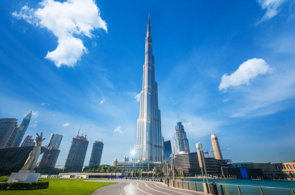 Ma 1ère conduite à Dubaï