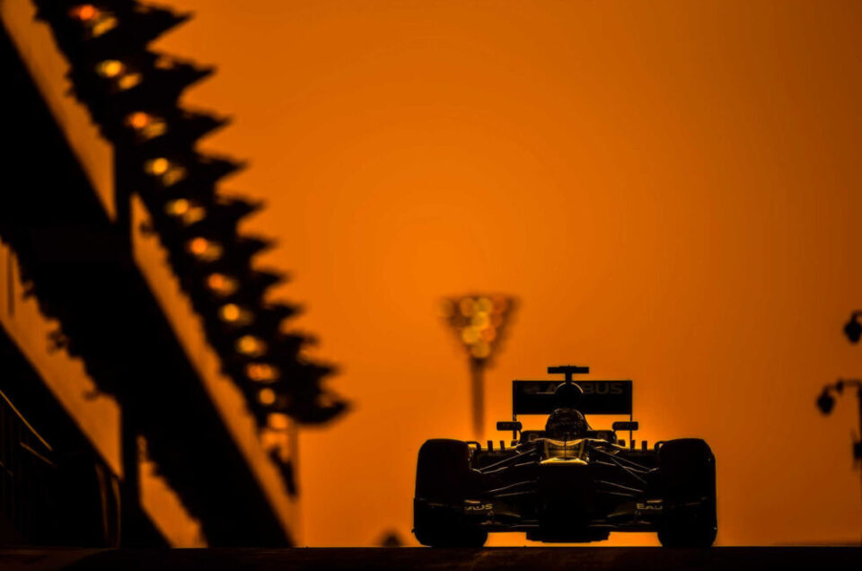 Organiser mon week end spécial  F1 Abu Dhabi