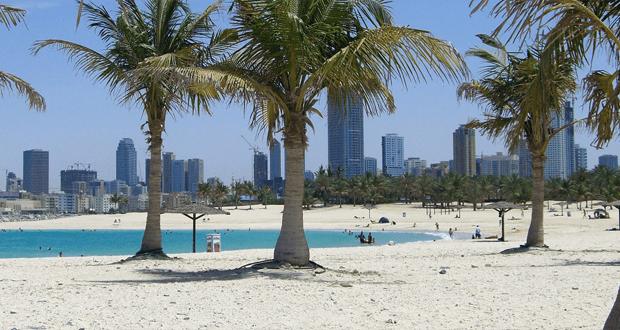 plage dubaï
