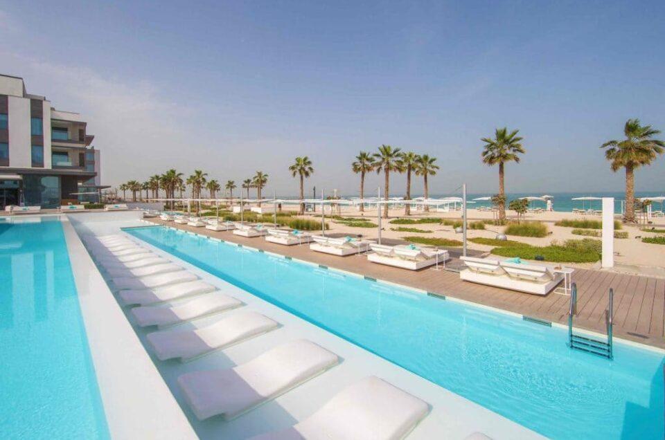 plages pour femmes à Dubai