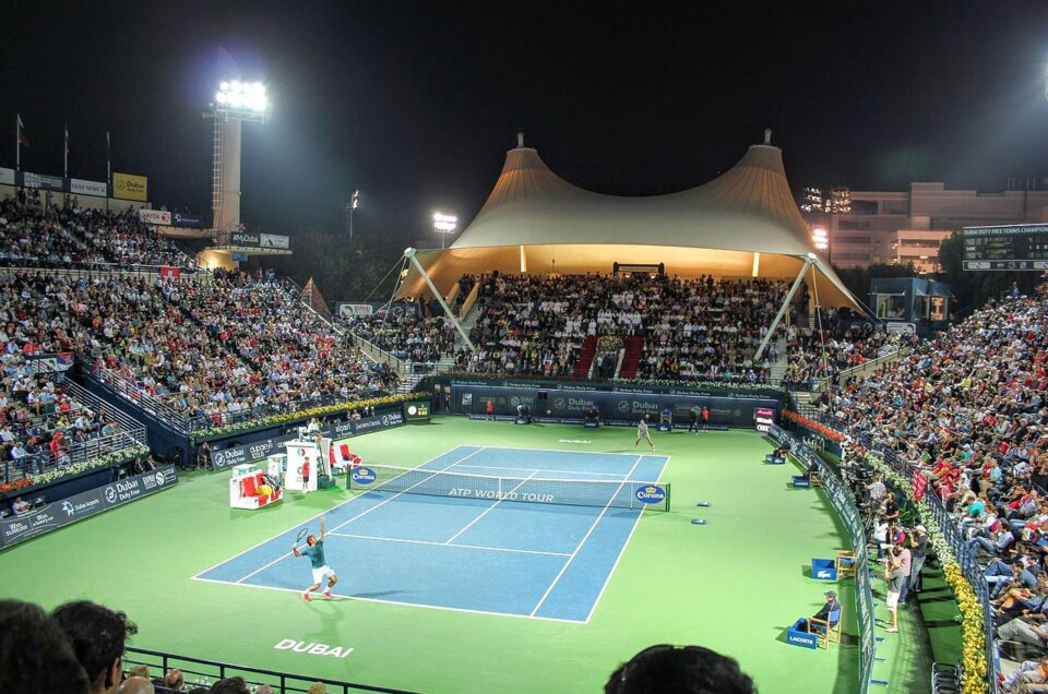 Tournoi de tennis à Dubaï - ATP World Tour 🎾