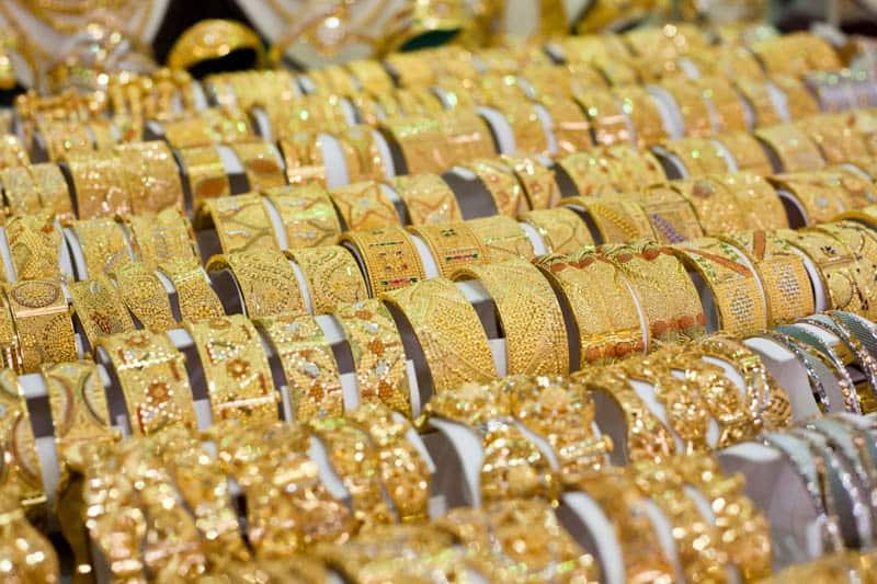 souk de l'or dubaï