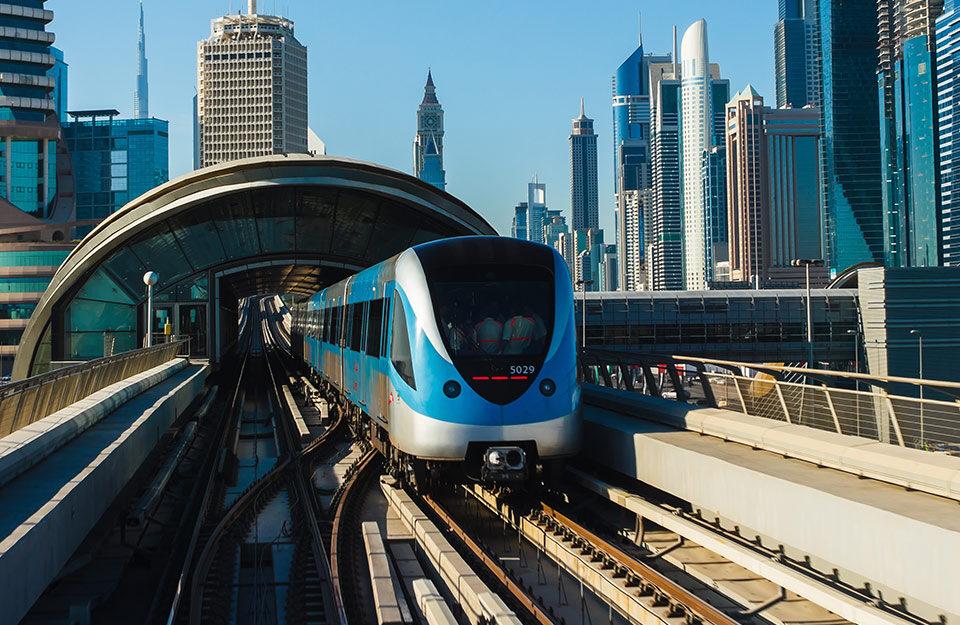 Le guide ultime du métro de Dubaï