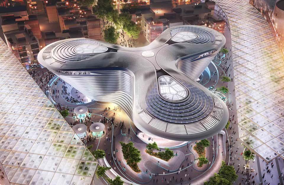Les meilleurs pavillons de l'Expo 2020 Dubaï dévoilés