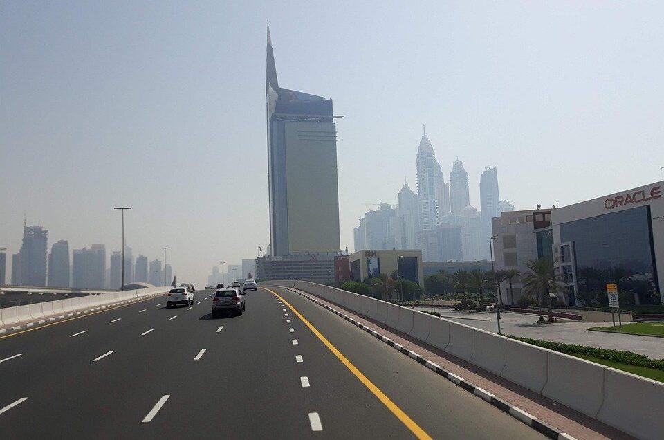 Que faire si vous avez un accident à Dubaï ?
